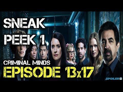 "Criminal Minds 13x17 Sneak Peek 1 ""The Capilano's"""