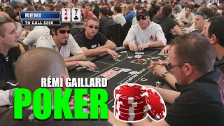 Repeat youtube video POKER (REMI GAILLARD)