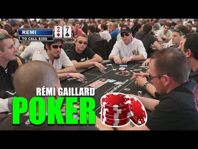 Poker Remi Gaillard Youtube