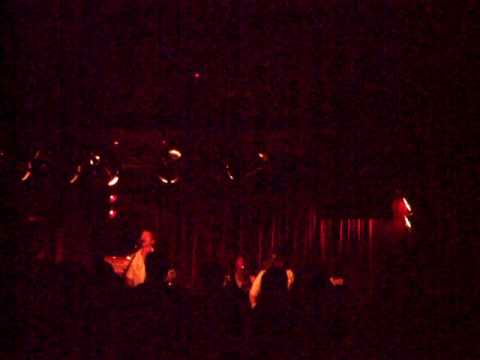 Scarce   Sudden DPC, Glamorizing, Days like this Luminaire Kilburn Oct '09