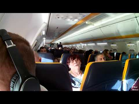 RYANAIR 737-800 Flight London Stansted To Krakow - DELIBERATELY SEAT YOU APART??