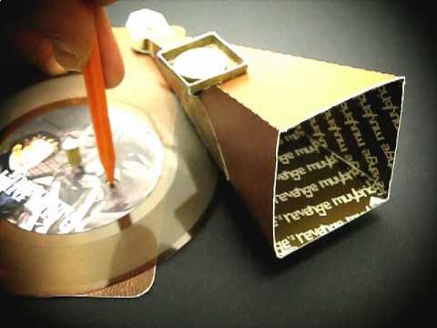 Paper Gramophonede YouTube · Durée:  2 minutes 15 secondes · vues 375 fois · Ajouté le 27.03.2012 · Ajouté par Muybridge's Revenge