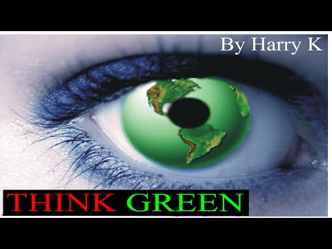 Think Green - The Yoga Music Company