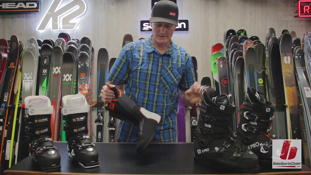 Salomon X Pro Ski Boots