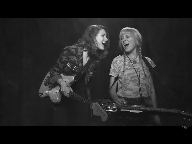 Larkin Poe | Look Away (Official music video)