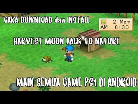 Halo kalian semua, dalam video kali ini saya akan share game harvest moon a wonderful life Yang kere.