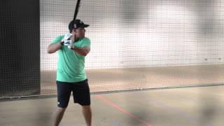 20150724 Jason Giambi、Ivan Rodriguez打擊練習畫面