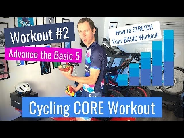 Cycling Core and Stability Exercises (5 advanced drills to stretch your training)