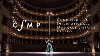 CIMP | Rossini International | Music Competition | 2019