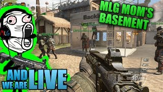 "MLG My Basement, Better than #MLGANAHEIM! ""And we are LIVE!"" #101"