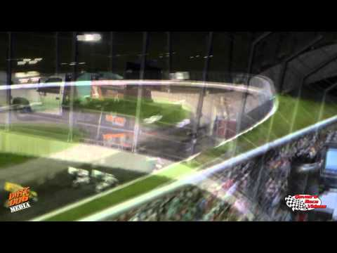 Sammy Swindell Flip | Dodge City Raceway Park | July 4, 2014