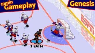 ESPN National Hockey Night ... (Sega Genesis)