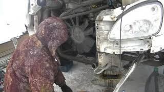 ремонт помпы 405 двигатель евро 2 своими руками