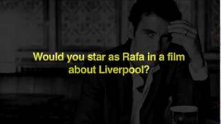 Clive Owen talks about his love for Liverpool