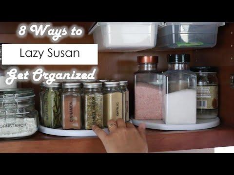 Lazy Susan | Tips & Tricks (2018)