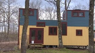 A Sanctuary For Tiny Homes