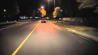 Drunk Driver 401 Eastbound Durham Region - Whitby