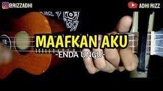 MAAFKAN AKU - ENDA UNGU (lirik) KENTRUNG COVER by Adhi Rizz