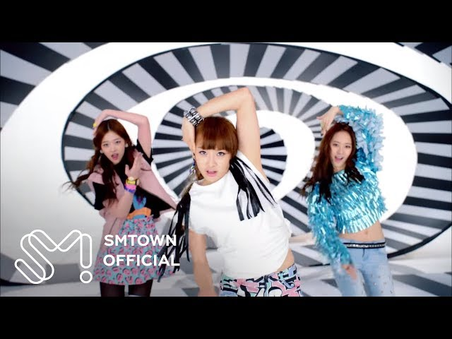 f(x) 에프엑스 '피노키오 (Danger)' MV