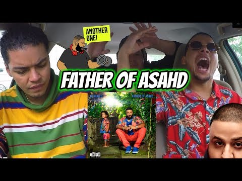 DJ KHALED - FATHER OF ASA   REACTION REVIEW