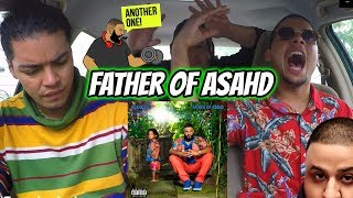 DJ KHALED - FATHER OF ASAHD [FULL ALBUM] REACTION REVIEW