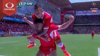 Gol de Canelo | Toluca 2 - 2 América | Clausura 2019 - Jornada 15 | Televisa Deportes