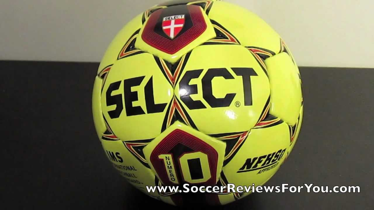 Select Numero 10 Ball - UNBOXING - YouTube 5ce4fc844a8c