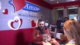 Entrevista a Mijares con Mariela Roldán - Amor 95.3 Sólo Música Romántica