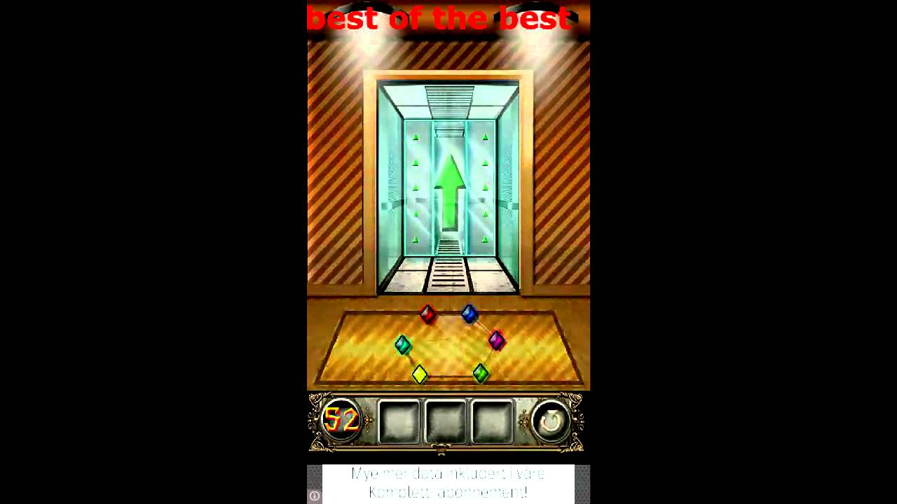 100 Floors Escape Level 49 55 Walkthrough 100 Floors