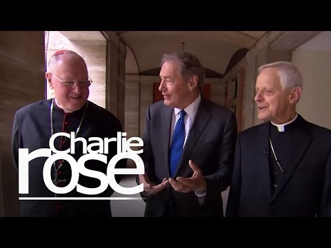 Charlie Rose in Rome for the Canonization of Pope John XXIII & Pope John Paul II | Charlie Rose