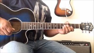 Jaba Sandhya Hunchha - Guitar Lesson