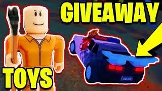 🔴 Jailbreak Toys Giveaway! Roblox Jailbreak Free Toy Codes Brickset Spoiler | Roblox Jailbreak Live