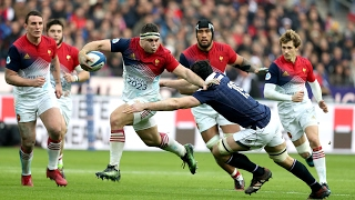Official Extended Highlights: France 22-16 Scotland | RBS 6 Nations