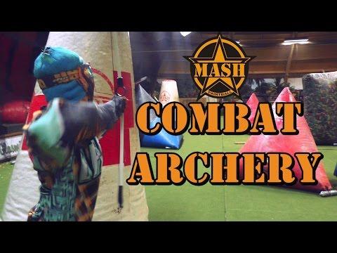 Combat Archery →MASH←