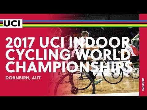 2017 UCI Indoor Cycling World Championships - Teaser