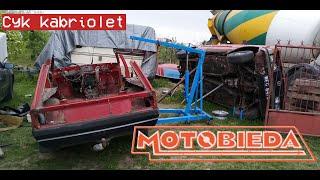 Polski Polski Fiat 6: Dzień Diaxa - ostateczne zniszczenie zabytku - MotoBieda