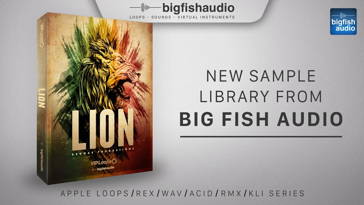 Lion Reggae Productions KONTAKT AiFF | Magesy® R-Evolution™