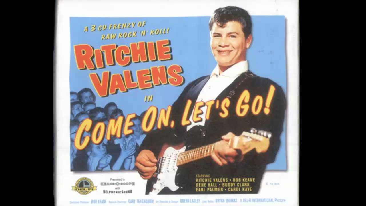 Ritchie Valens Donna Ritchie Valens Donna Fisher oh