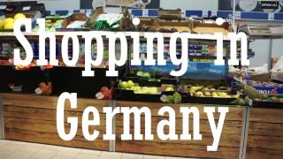 Shopping in GERMANY | BEST GROCERY Deals!