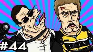 Dead Rising 2: Off The Record Walkthrough w/Nova & Sp00n Co-Op Ep.44 - INVASION