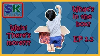 100+ Toys GIANT BOX SURPRISE OPENING Jurassic World Dinosaurs Kids Video Part2 | What's in the box?