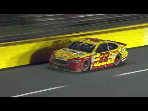Logano Wins the 2016 All-Star Race