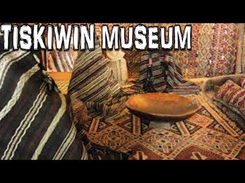 TISKIWIN MUSEUM - Bert-Flint Museum - Marrakech - Morocco (4K)
