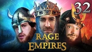 Rage Of Empires #32 mit Donnie, Florentin, Marah & Marco | Age Of Empires 2