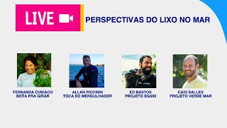 LIVE ABLM: Perspectivas do Lixo no Mar