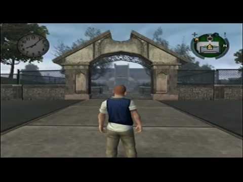Bully En Español PS2 Parte 25:Expulsado De Bullworth