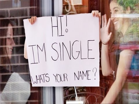 Hi! I'm Single. What's Your Name?