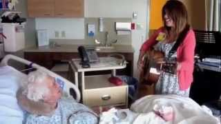 Music Therapy at University Hospitals with Jaclyn Palmer, MT-BC