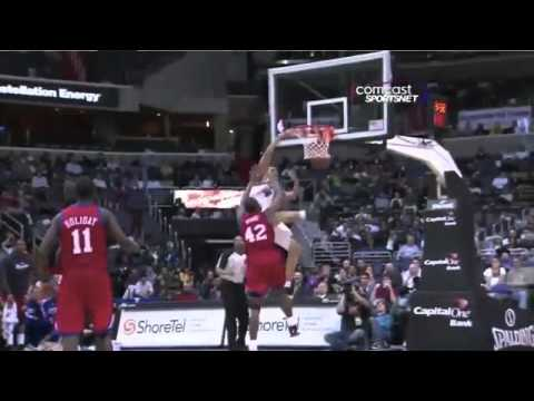 JaVale McGee - Washington Wizards 2010-2011 Mix