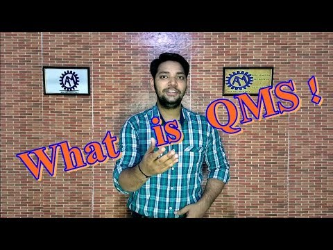 WHAT IS QUALITY MANAGEMENT SYSTEM (QMS) ! ASK MECHNOLOGY !!!